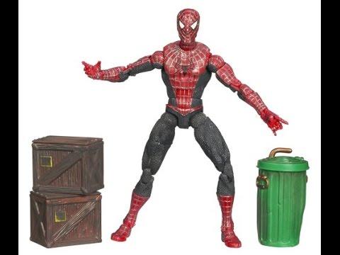 spiderman figurines jouets pour les enfants youtube