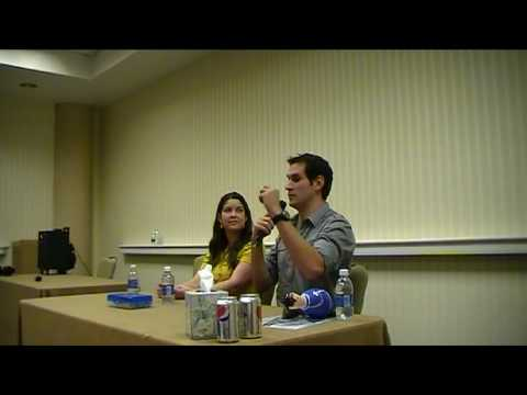 Travis and Colleen's Panel at AFW6 Part 3.