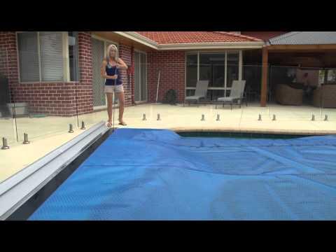 Elite Pool Covers -  Hideaway Pool Covers