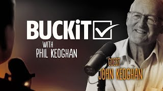 BUCKiT #23-John Keoghan: Plant Scientist, Greeter on The Amazing Race 13, Phil's Dad
