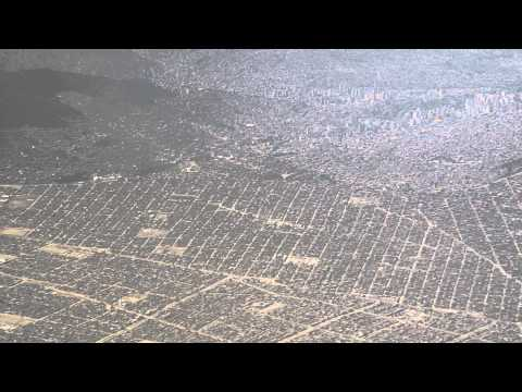 El Alto, La Paz from the Air