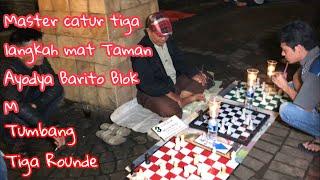Tidak Masuk Akal | Master catur tiga langkah skak mat tumbang di Tantang Junaidi Karo Karo