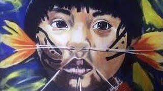 TODOS OS SONS (cantos indígenas) por MARLUI MIRANDA, vídeo MOACIR SILVEIRA
