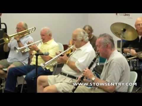 Community Jazz Band At Stow-Munroe Falls Public Library