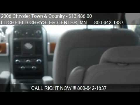 2008 Chrysler Town and Country Touring - for sale in Litchfi