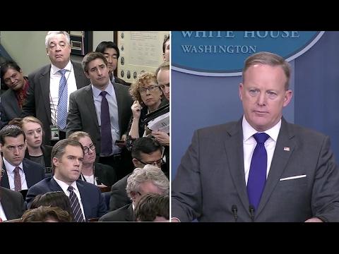 Sean Spicer on Expedited DACA Reform 2/7/17
