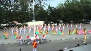 Marching band pemko tanjungpinang-cindai