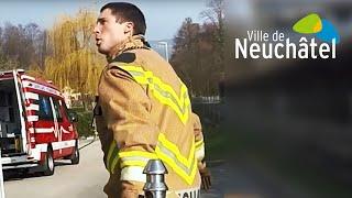 La rétrospective des pompiers et ambulanciers de Neuchâtel