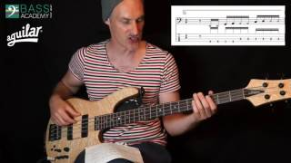 week 1 follow up lesson bass lines you should know