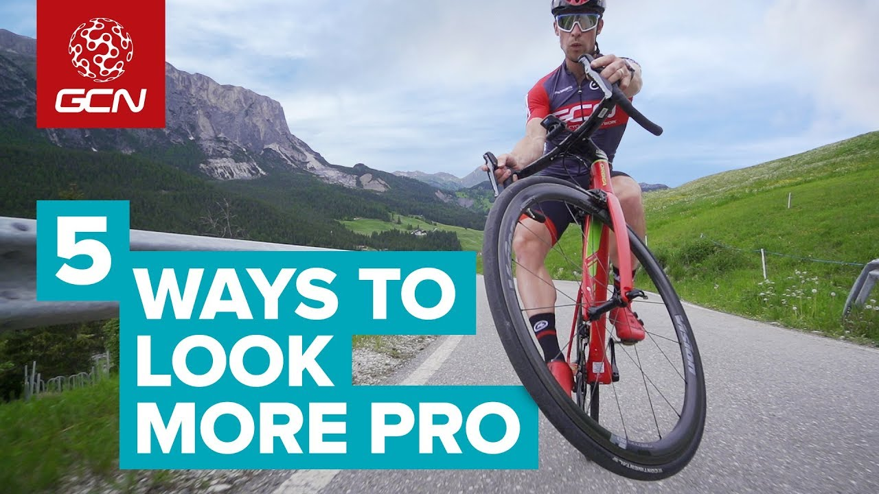 5 Ways To Look More Like A Pro Cyclist - YouTube d1c83a6f4