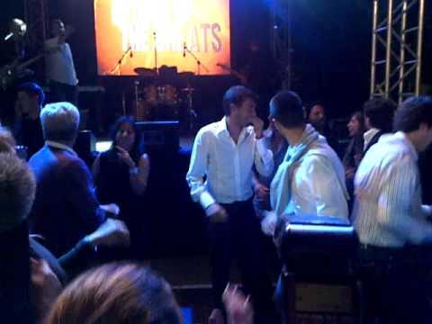 Novak Djokovic Gangnam Style: Dubai Player's Party