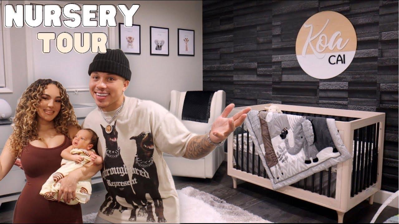 Download Our Baby Boy's Nursery Tour! | JuJu & Des