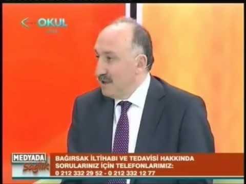 Prof. Dr. Turgut İpek, Bağırsak İltihabı Ve Tedavisi - 3