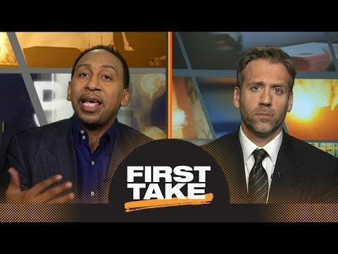 Stephen A. and Max debate LeBron James' leadership after ex-Cavaliers comments | First Take | ESPN