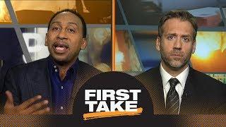 Stephen A. and Max debate LeBron James