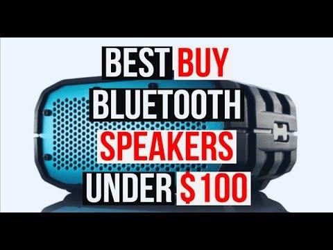 Best Buy Bluetooth Speakers Under $100 -- Latest Bluetooth Wireless Speakers