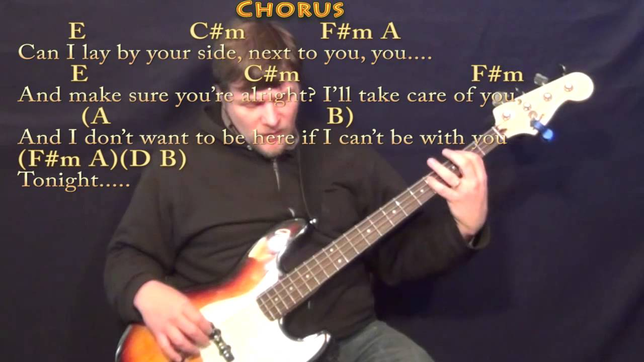Lay Me Down Sam Smith Bass Guitar Cover Lesson With Chordslyrics