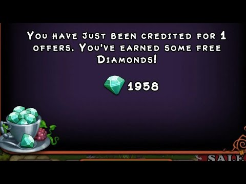 HOW TO GET TONS OF DIAMONDS! (My Singing Monsters)