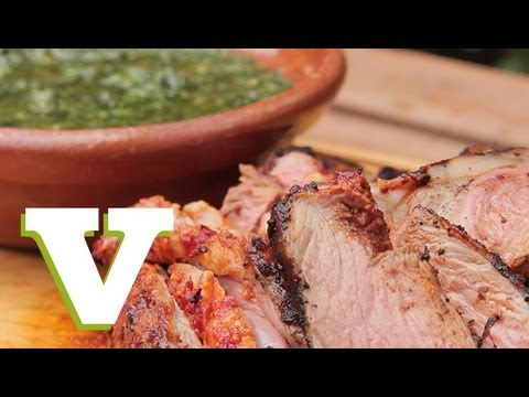 Butterfly Lamb: Fire Up The Grill