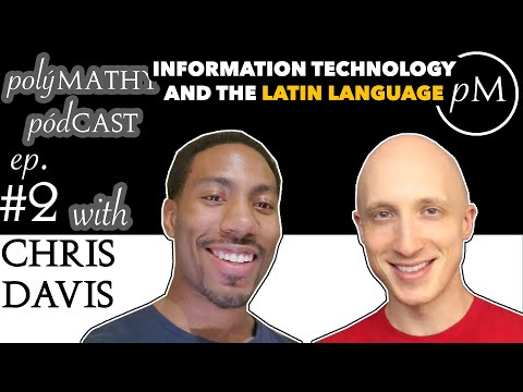 LIVE W/ Chris Davis | PolýMATHY PódCAST #2 | Conversation With A Polymath Who Speaks Latin