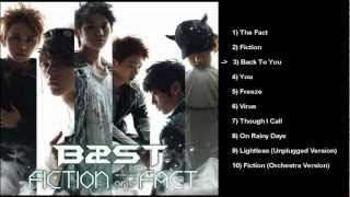 B2ST Fiction And Fact Full Album HQ