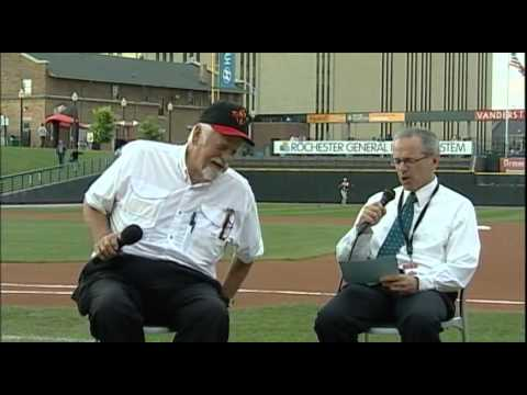 Gaylord Perry on Red Wings Pre-Game Live