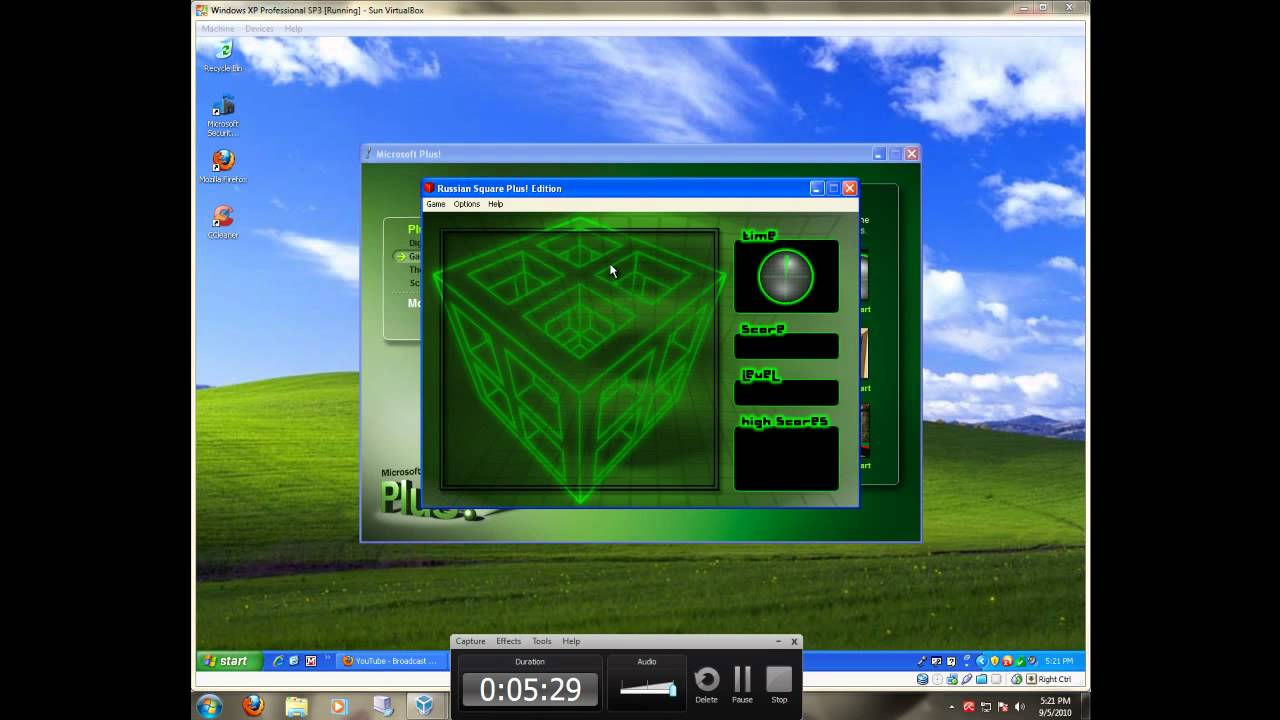 Windows XP Professional SP3 (With Microsoft Plus! For ...