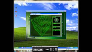 Windows XP Professional SP3 (With Microsoft Plus! For Windows XP) in Sun VirtualBox