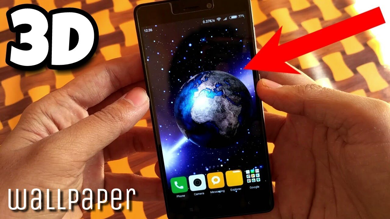 best 3d wallpapers apps 2018 awesome wallpapers for