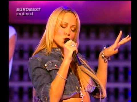 Mariah Carey - Live - Boy I Need You