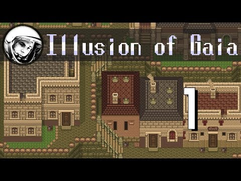 Let's Play Illusion of Gaia: Part 1