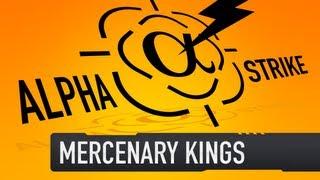 Alpha Strike - Mercenary Kings