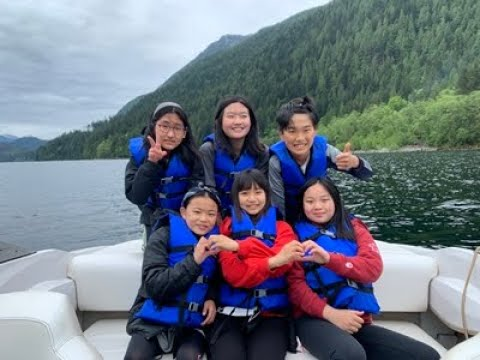YSI 갤러리 - YSI Activity (May 12, 2021) - Boating at Alouette Lake