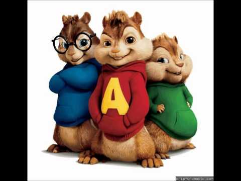 Alvin and the Chipmunks - Uptown Girl (Glee version)