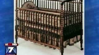 Cpsc Crib Recall And Baby Sleep Safety Dr. Ari Brown On Fox Tv 7 Austin .mp4