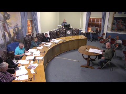 City of Plattsburgh, NY Meeting  10-15-18
