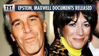 SHOCKING Jeffrey Epstein and Ghislaine Maxwell Documents Released