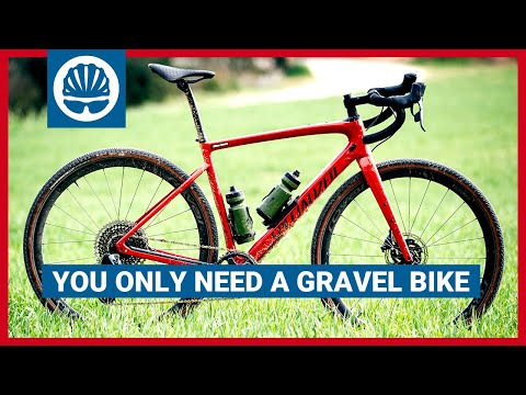 Top 5 | Reasons You ONLY Need A Gravel Bike