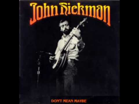 Don't Mean Maybe [1978] - John Hickman