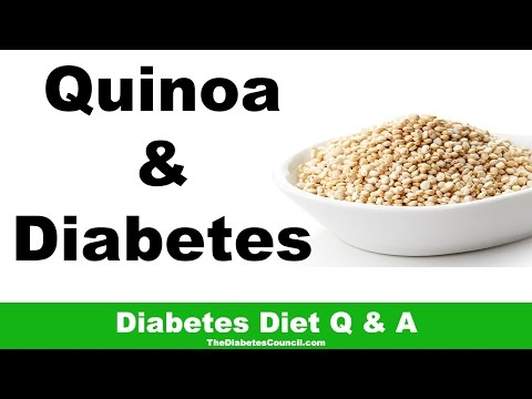 Is Quinoa Good For Diabetes?