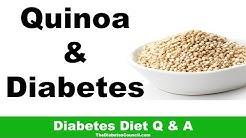 Is Quinoa Good For Diabetes?