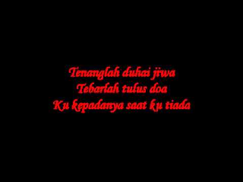 Dato' Siti Nurhaliza   Jaga Dia Untukku Ost Rindu Awak 200%