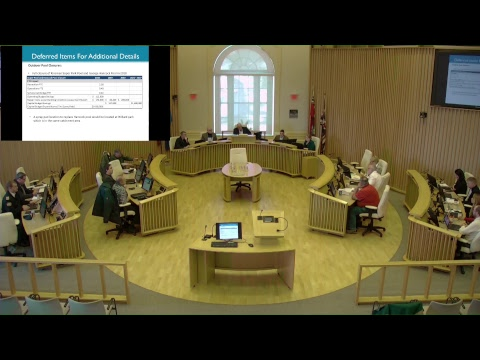 City of Cambridge - Budget and Audit Committee, Dec. 14, 2017