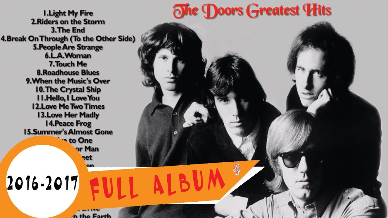 & The Doors Greatest Hits |The Doors best songs (2016-2017) - YouTube Pezcame.Com