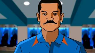India vs Bangladesh T20 | Sharma ji ki Exam