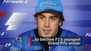 Alonso Makes History | 2003 Hungarian Grand Prix thumbnail