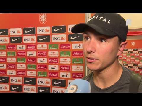 Steven Berghuis over zijn toekomst bij Feyenoord
