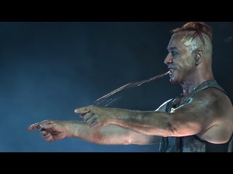 Rammstein - Live @ Moscow 29.07.2019 (Full Show)