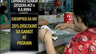 DSWD clarifies details of senior citizens' discounts