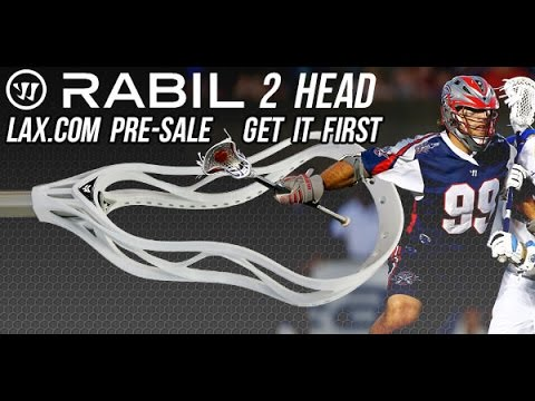 Warrior Rabil 2 Head Product Video | 2014 Lax.com Product Video